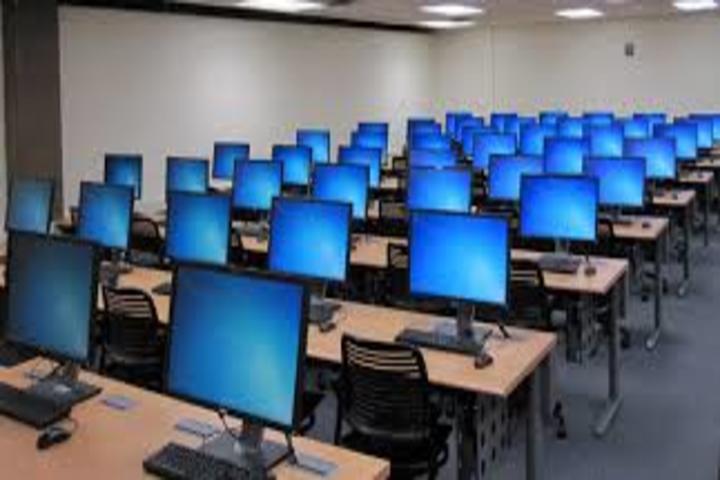 R N International School-Computer Lab