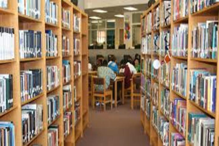 R N International School-Library
