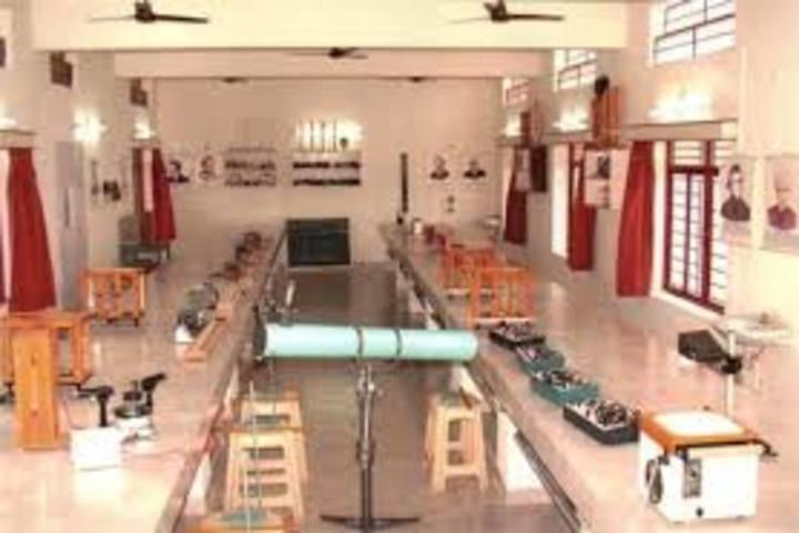 R N International School-Physics Lab