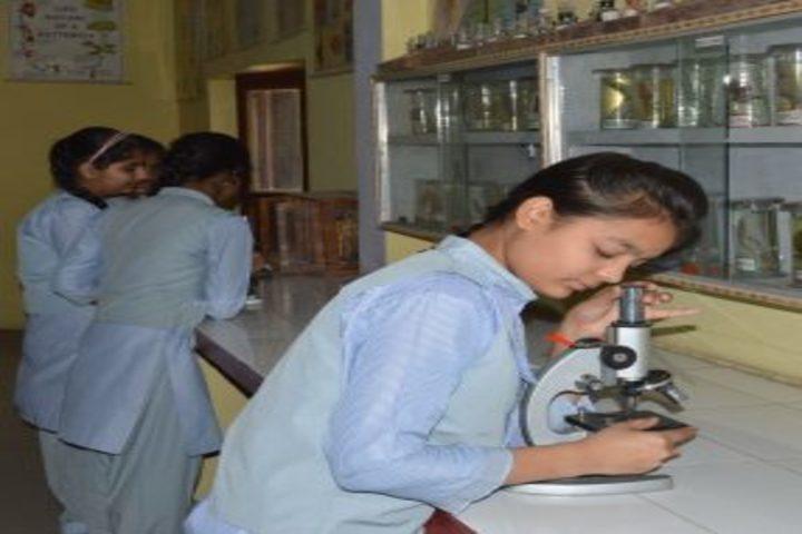 R P M Public School-Biology Lab