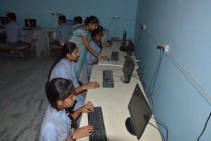 R P M Public School-Computer Lab