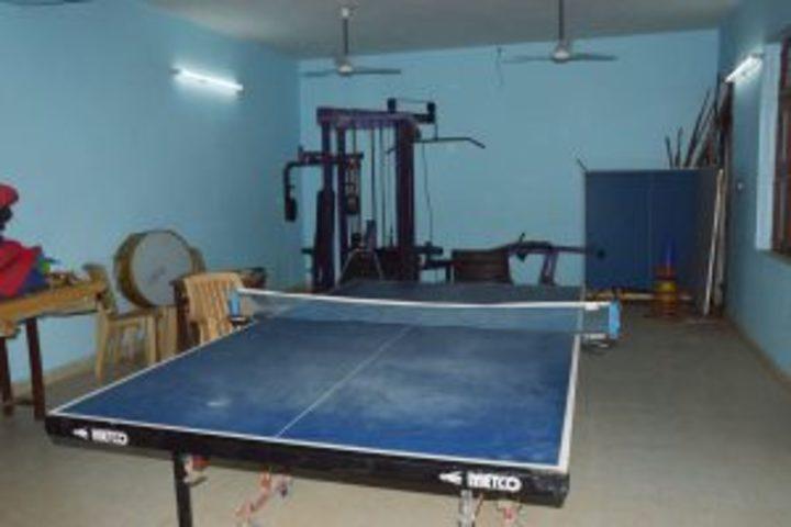 R P M Public School-Indoor Games