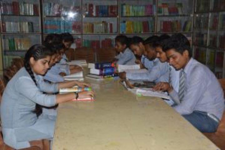 R P M Public School-Library