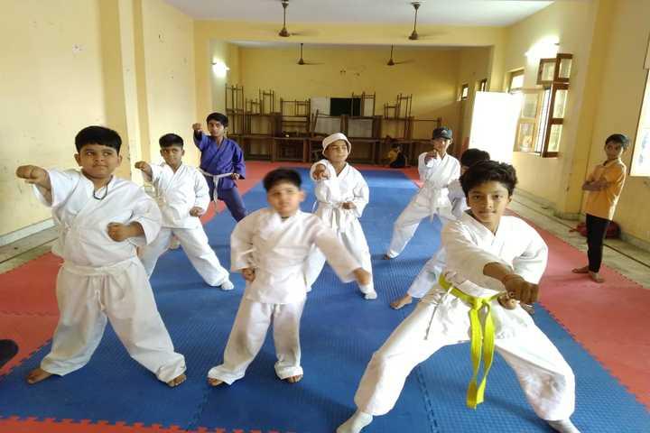 R P M Public School-Martial Arts