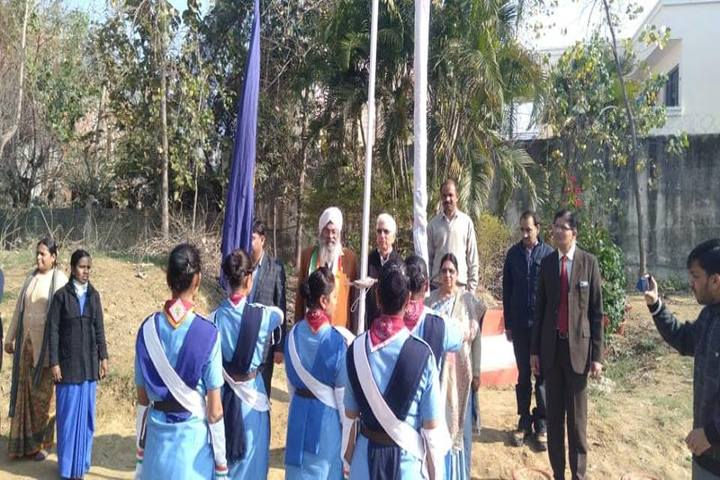 R S D Academy Public School-Republic day