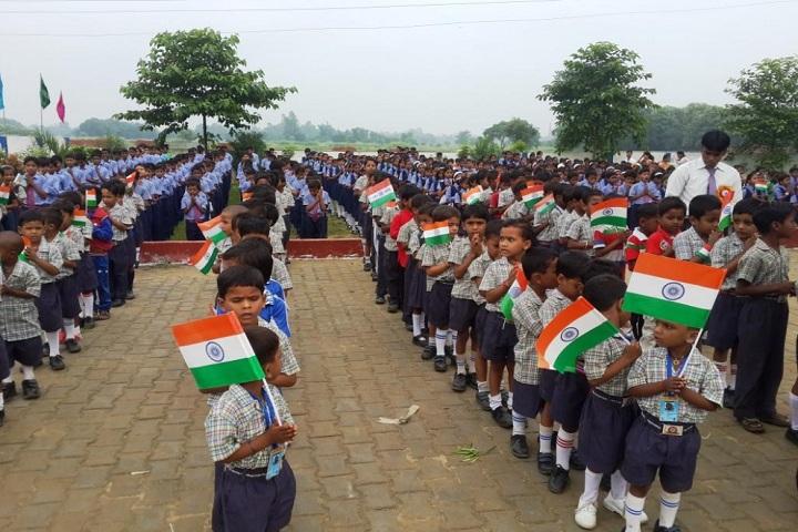 R C C Public School-Patriotic Day