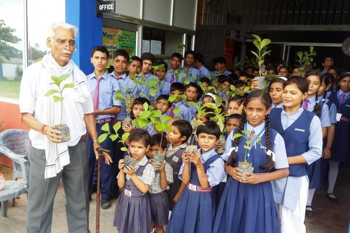 R C C Public School-Environmental Day