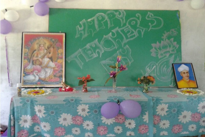 R C C Public School-Teachers Day