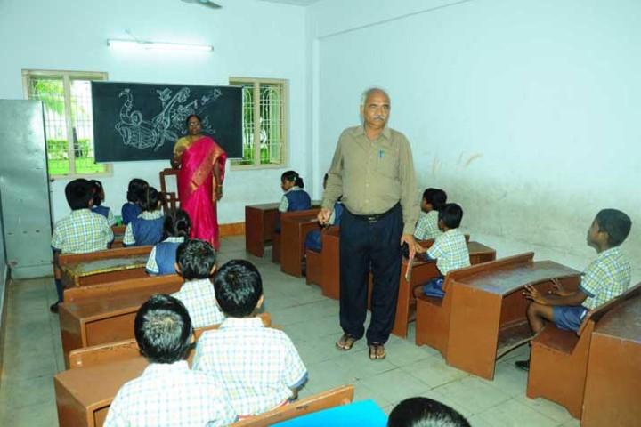 Gayatri School-Classroom