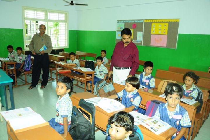 Gayatri School-Kids Classroom