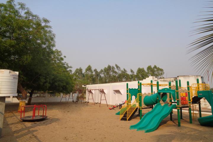 Gayatri School-Kids Play Area