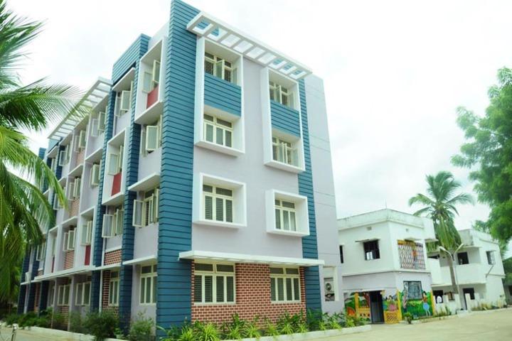 Gayatri School-School Building
