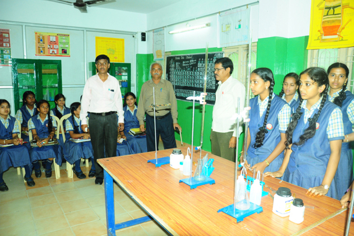 Gayatri School-Science Lab