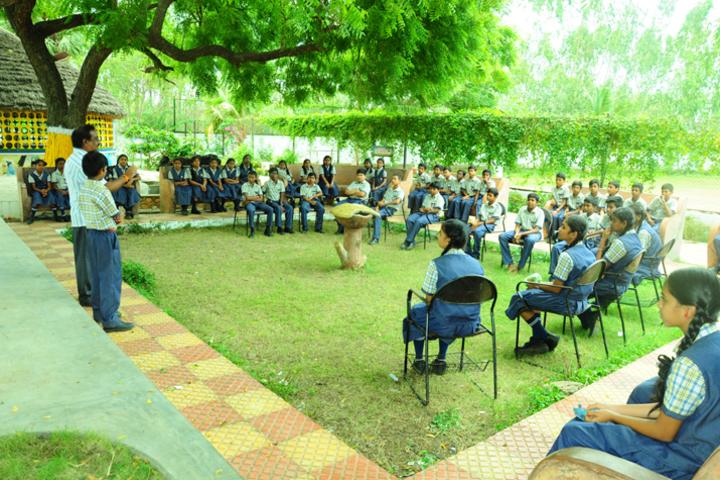 Gayatri School-Seminar