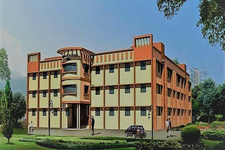 Vivekanand Public School-School Building
