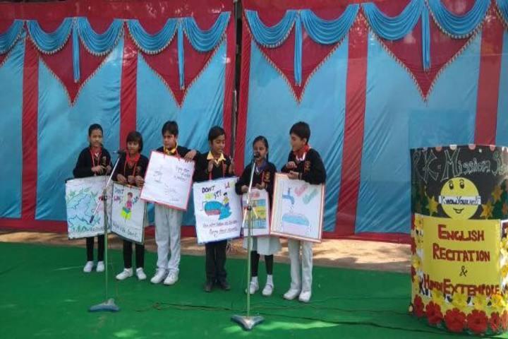 R K Mission School-Activity