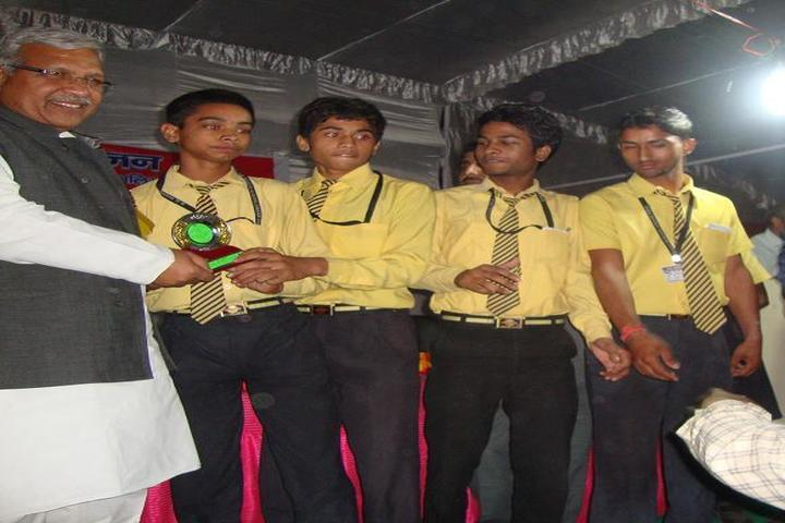 R K Mission School-Awards