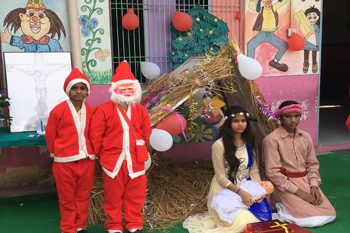 R K Mission School-Christmas Celebrations