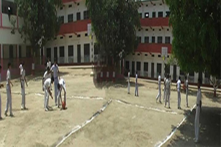 R K Mission School-Play Area