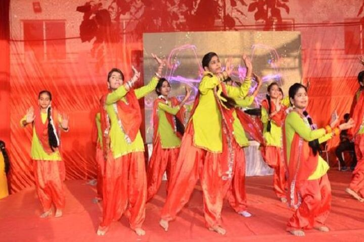 R S Global School-Annual Day