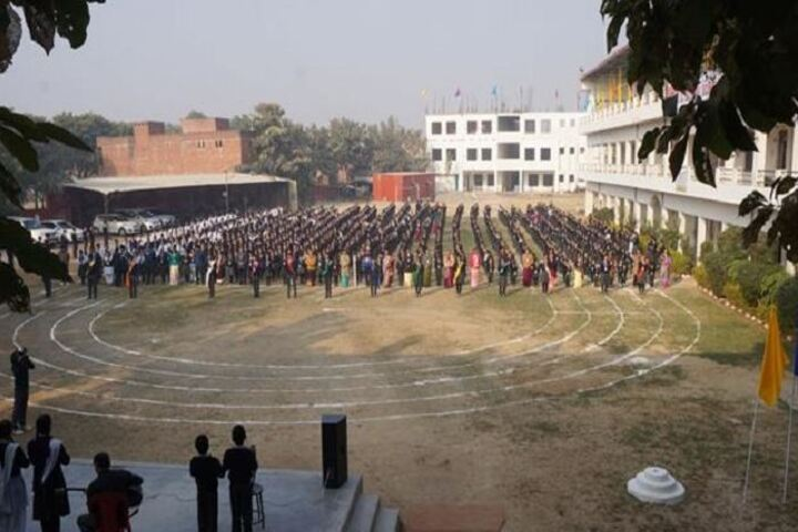 R S Global School-Assembly