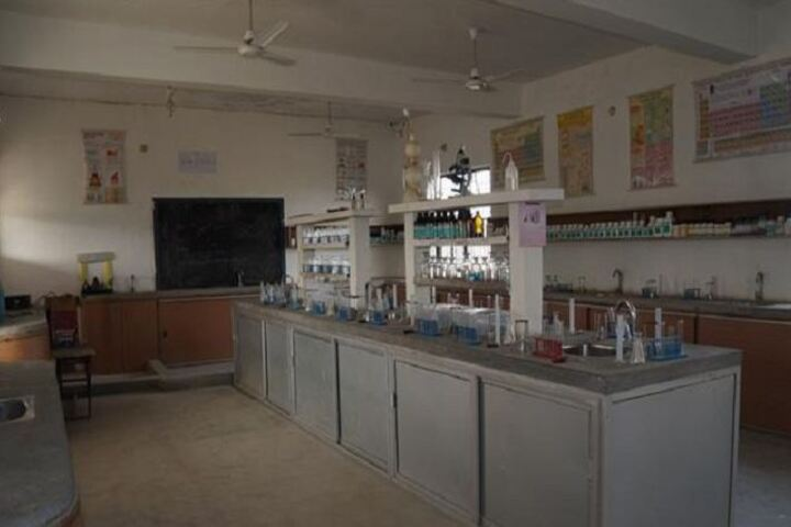 R S Global School-Chemistry Labs