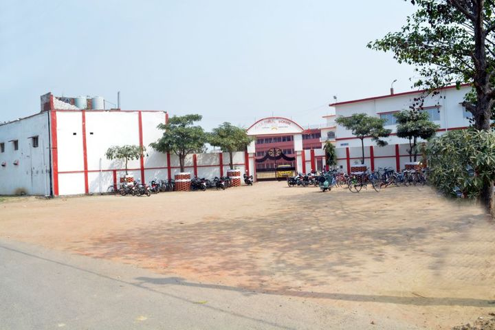 R A V Public School-Campus View
