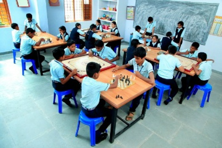 R A V Public School-Indoor Games