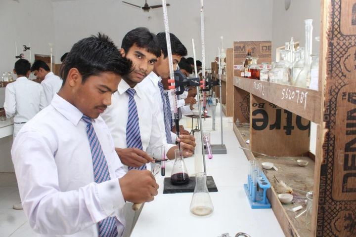 R A V Public School-Science Labs