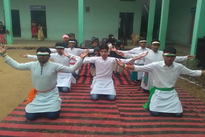 R G Public School-Dance
