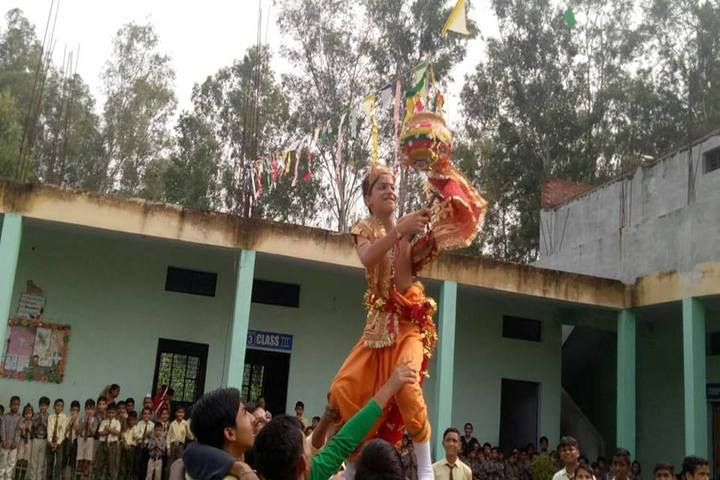 R G Public School-Festive Celebrations