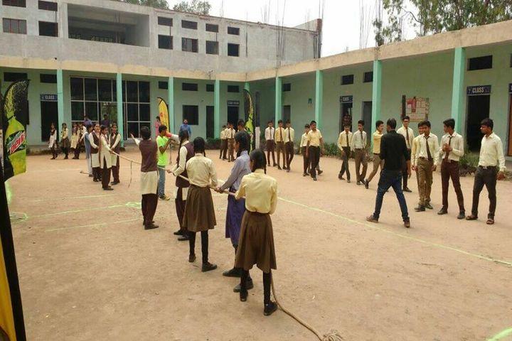 R G Public School-Games