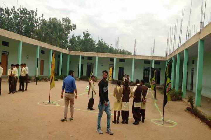 R G Public School-Play Area