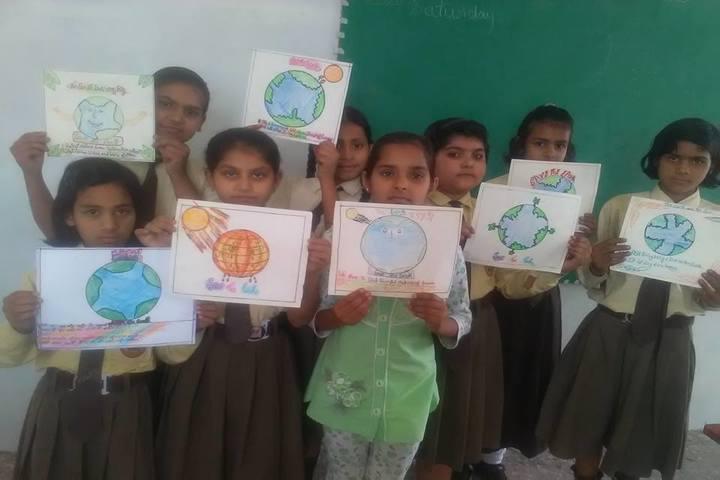 R G Public School-Students Project