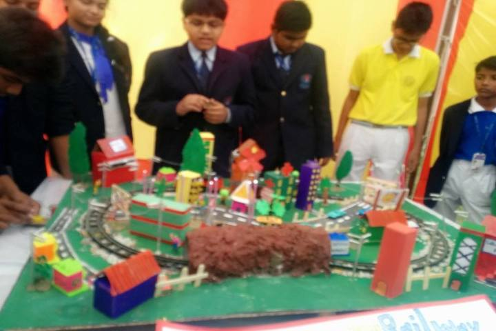 R N International Public School-Exhibition