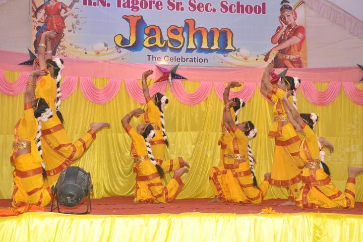 R N Tagore Senior Secondary School-Event