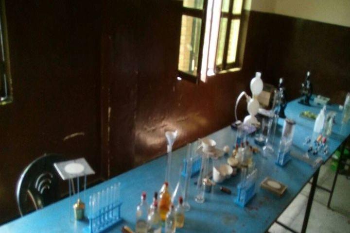 R.S.Global Academy-Chemistry Lab
