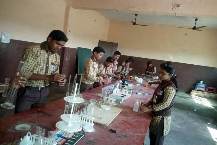 R.S.Global Academy-Science Lab