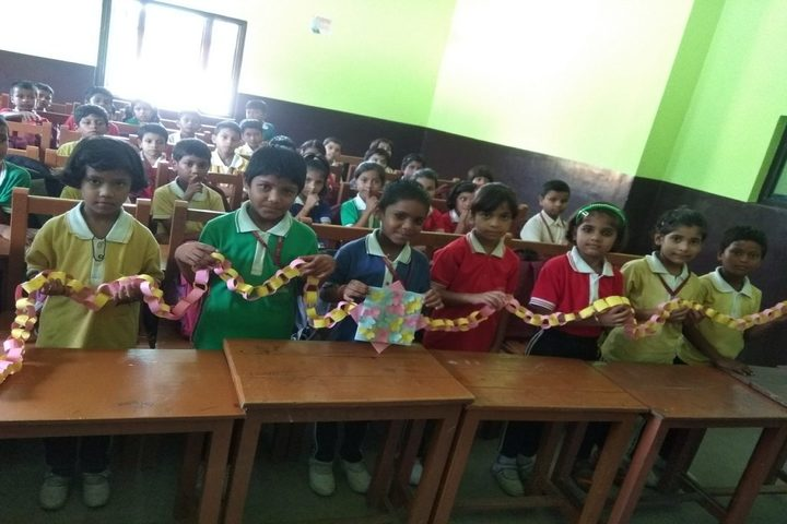 R S M International Academy-Classroom