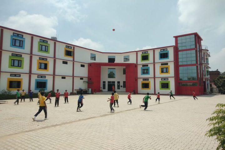 R S M International Academy-Play Area