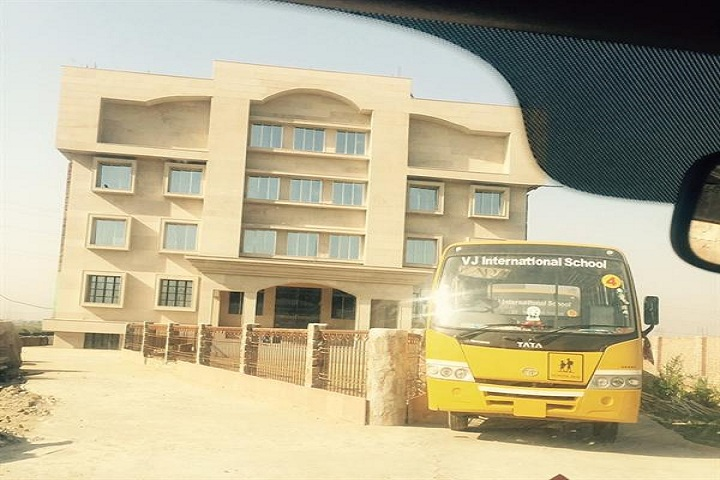 Vj International School-Transports