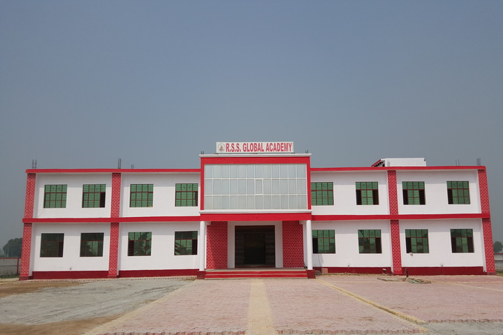 R S S Gobal Academy-Campus