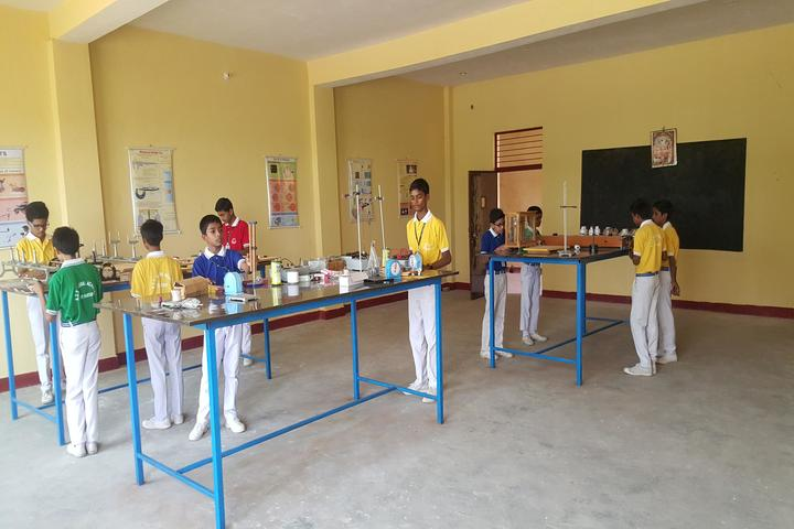 R S S Gobal Academy-Chemistry Lab