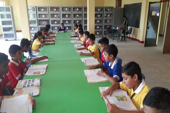 R S S Gobal Academy-Library