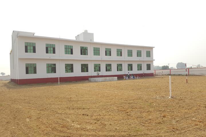 R S S Gobal Academy-Play Ground