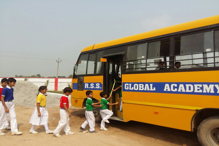 R S S Gobal Academy-Transport