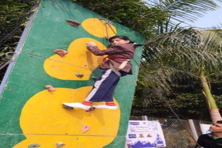 Radha Govind Public School-Adventure and Action Camp