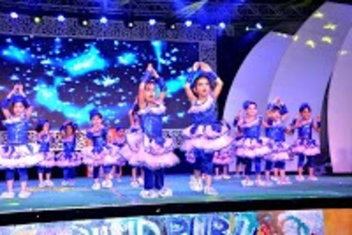 Radha Govind Public School-Annual Day