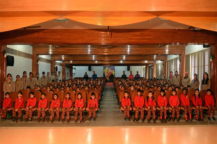 Radha Govind Public School-Auditorium