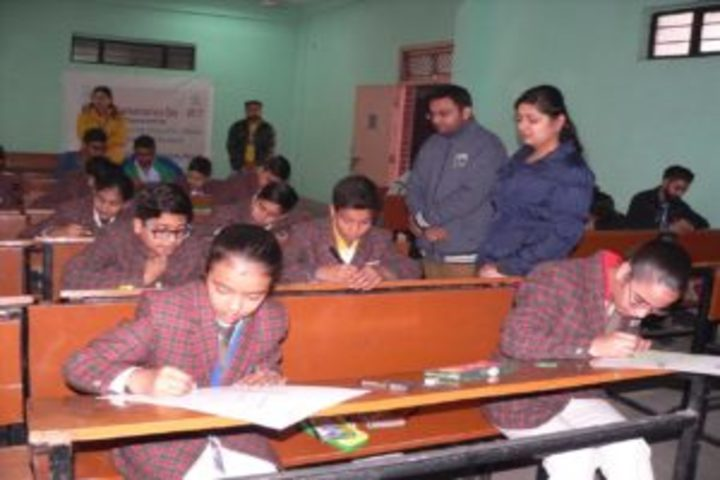 Radha Govind Public School-Classroom